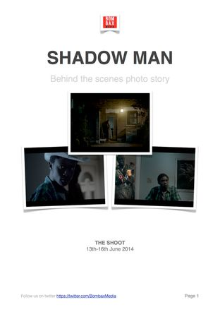 SHADOW MAN PHOTOSTORY